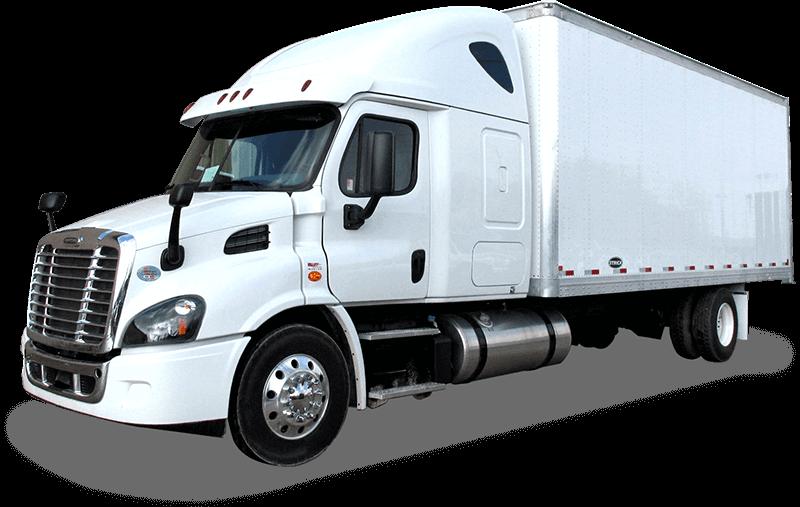 Strick Box Truck Body