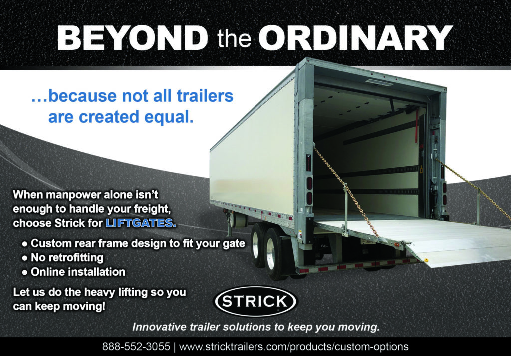 Strick Trailers Liftgate Online Installation